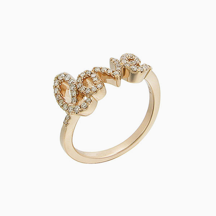 Love Diamond Ring