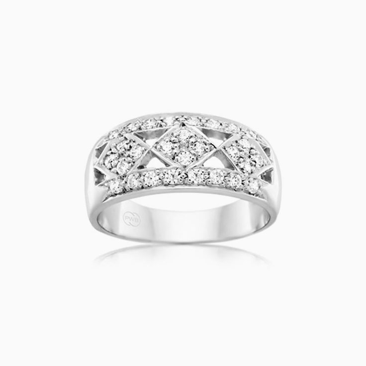 Diamond Dress ring J1329