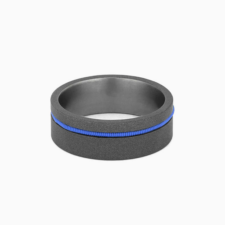 Musicians wedding ring